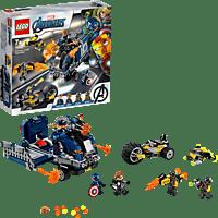 LEGO Avengers Truck-Festnahme Spielset, Mehrfarbig