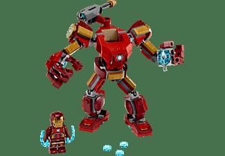LEGO 76140 Iron Man Mech Bauset, Mehrfarbig