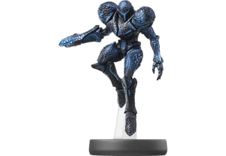 NINTENDO amiibo No. 81 Samus Oscura (Super Smash Bros. Collection) Figura del gioco