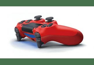 Mando inalámbrico - Sony PS4 DualShock V2, Rojo