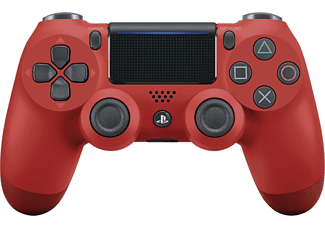 REACONDICIONADO Mando inalámbrico - Sony PS4 DualShock V2, Rojo