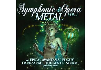 VARIOUS - Symphonic & Opera Metal Vol.4  - (CD)