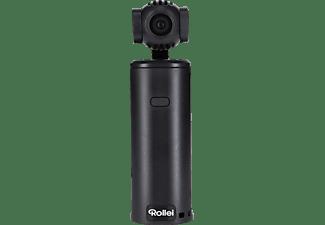ROLLEI Steady Butler, Gimbal mit integrierter Kamera, Schwarz