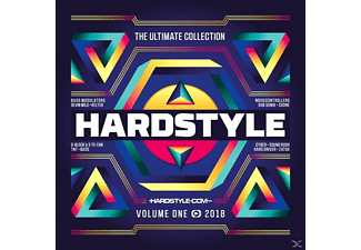 VARIOUS - Hardstyle Ultimate Collection 01/2018  - (CD)