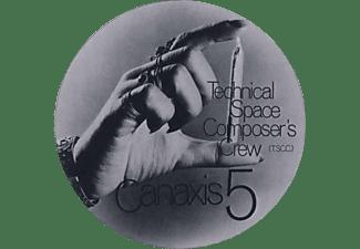 Holger Czukay, Rolf Dammers - Canaxis  - (CD)