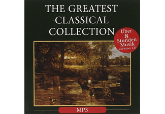 VARIOUS - The Greatest Classical Collection  - (CD)