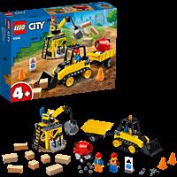 LEGO Bagger auf der Baustelle Bausatz