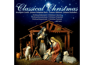 VARIOUS - Classical Christmas  - (CD)