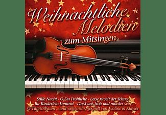 Christian Herzberger, Mike Lindauer - Weihnachtliche Melodien Zum Mitsingen  - (CD)