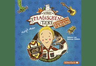 - Die Schule der magischen Tiere (5): Endlich Ferien - Benni und Henrietta  - (CD)