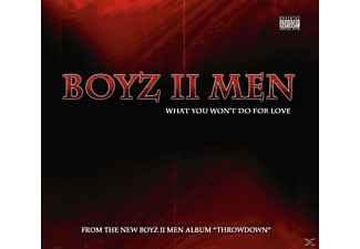 Boyz II Men - What You Won t Do For Love-Cutie Pie  - (5 Zoll Single CD (2-Track))