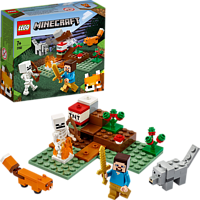 LEGO Das Taiga-Abenteuer Spielset, Mehrfarbig