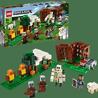LEGO Der Plünderer-Außenposten Spielset, Mehrfarbig