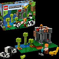 LEGO Der Panda-Kindergarten Bauset, Mehrfarbig