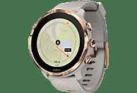 SUUNTO 7 Smartwatch Verstärktes Polyamid Silikon, Universal, Hellgrau