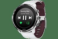 SUUNTO 7 Smartwatch Verstärktes Polyamid Silikon, Universal, Weiß