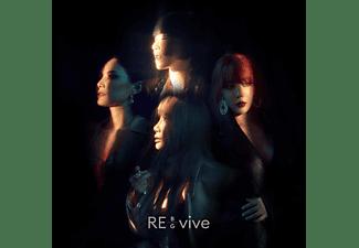 Brown Eyed Girls - RE_vive  - (CD)