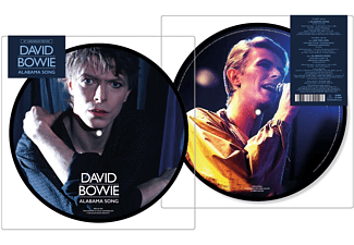 David Bowie - ALABAMA SONG Vinyle