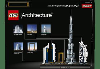 LEGO 21052 Dubai Bausatz, Mehrfarbig