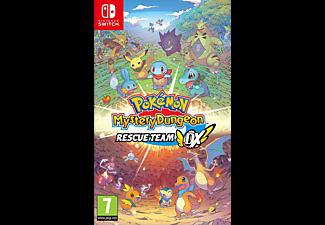 Pokémon Mystery Dungeon: Rescue Team DX NL Switch