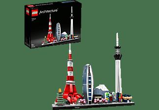 LEGO 21051 Tokio Bausatz, Mehrfarbig