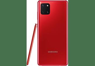 "Móvil - Samsung Galaxy Note 10 Lite, Aura Red, 128 GB, 6 GB RAM, 6.7"" Full HD+, Exynos 9810, 4500 mAh, Android"
