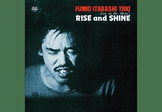 Fumio Trio Itabashi - RISE AND SHINE-LIVE AT THE AKETA S  - (Vinyl)