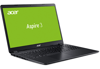 ACER Aspire 3 (A315-54-58ZK), Notebook mit 15,6 Zoll Display, Core™ i5 Prozessor, 8 GB RAM, 1 TB SSD, Intel® UHD Grafik, Schwarz