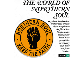 Differents artistes - The World Of Northern Soul Vinyle