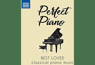 VARIOUS - PERFECT PIANO  - (CD)