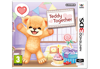 Teddy Together Nintendo 3DS