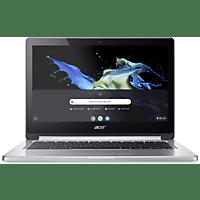 ACER Chromebook R 13 (CB5-312T-K467), Chromebook mit 13.3 Zoll Display, 4 GB RAM, 64 GB eMMC, PowerVR GX6250, Silber