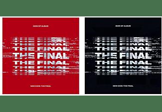 Ikon - New Kids : The Final EP  - (CD)