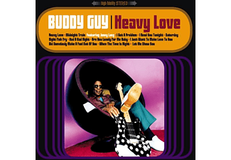 Buddy Guy - HEAVY LOVE  - (CD)