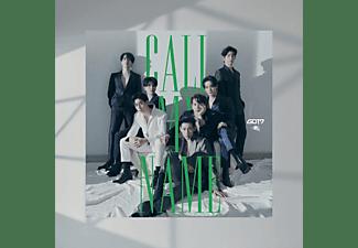 Got7 - CALL MY NAME (MINI ALBUM/KEIN RR)  - (CD + Merchandising)