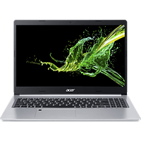 ACER Aspire 5 (A515-54G-55JG), Notebook mit 15.6 Zoll Display, Core™ i5 Prozessor, 8 GB RAM, 1 TB SSD, GeForce® MX250, Silber