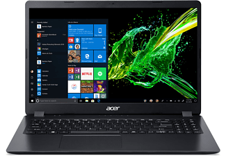 ACER Aspire 3 (A317-51G-51BL), Notebook mit 17,3 Zoll Display, Core™ i5 Prozessor, 8 GB RAM, 1 TB SSD, GeForce® MX230, Schwarz