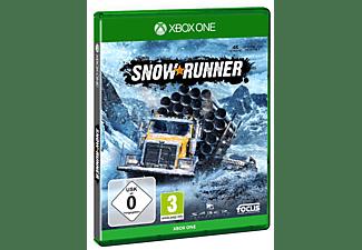 XBO SNOWRUNNER (STANDARD EDITION) - [Xbox One]