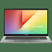 ASUS VivoBook S15 (S533FL-BQ023T), Notebook mit 15,6 Zoll Display, Core™ i7 Prozessor, 8 GB RAM, 512 GB SSD, 32 GB SSD, GeForce MX250, Indie Black