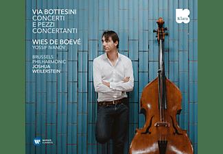 Wies De Boeve - VIA BOTTESINI - CONCERTI E  - (CD)
