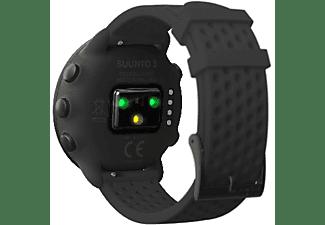 Reloj deportivo - Suunto 3 Fitness, Negro, GPS, Seguimiento actividad y sueño, Estrés y recuperación