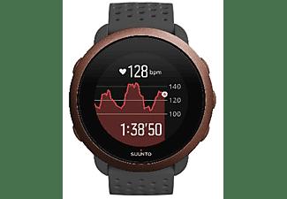 Reloj deportivo - Suunto 3 Fitness, Gris, GPS, Seguimiento actividad y sueño, Estrés y recuperación