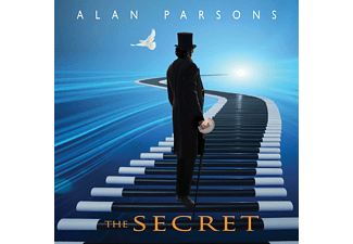 Alan Parsons - The Secret (CD+DVD+LP+T-Shirt+Poster Box Set)  - (CD)