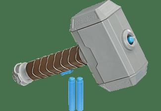HASBRO NERF Avengers Thor Power Hammer  NERF-Abschuss-Spielzeug  Grau