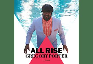 Gregory Porter - ALL RISE (BLACK VINYL)  - (Vinyl)