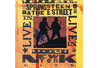 Bruce Springsteen & The E Street Band - Live in New York City Vinyle