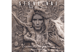 Steve Vai - Seventh Song CD