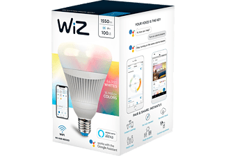 WIZ Smart LED Leuchtmittel RGB, Weiß