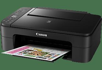 CANON Multifunktionsdrucker Pixma TS3150, schwarz (2226C006)