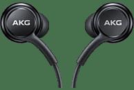 SAMSUNG Earphones USB Type-C EO-IC100, Sound by AKG, In-ear Headset Schwarz